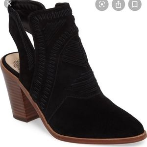 Vince Camuto Binks Ankle Booties